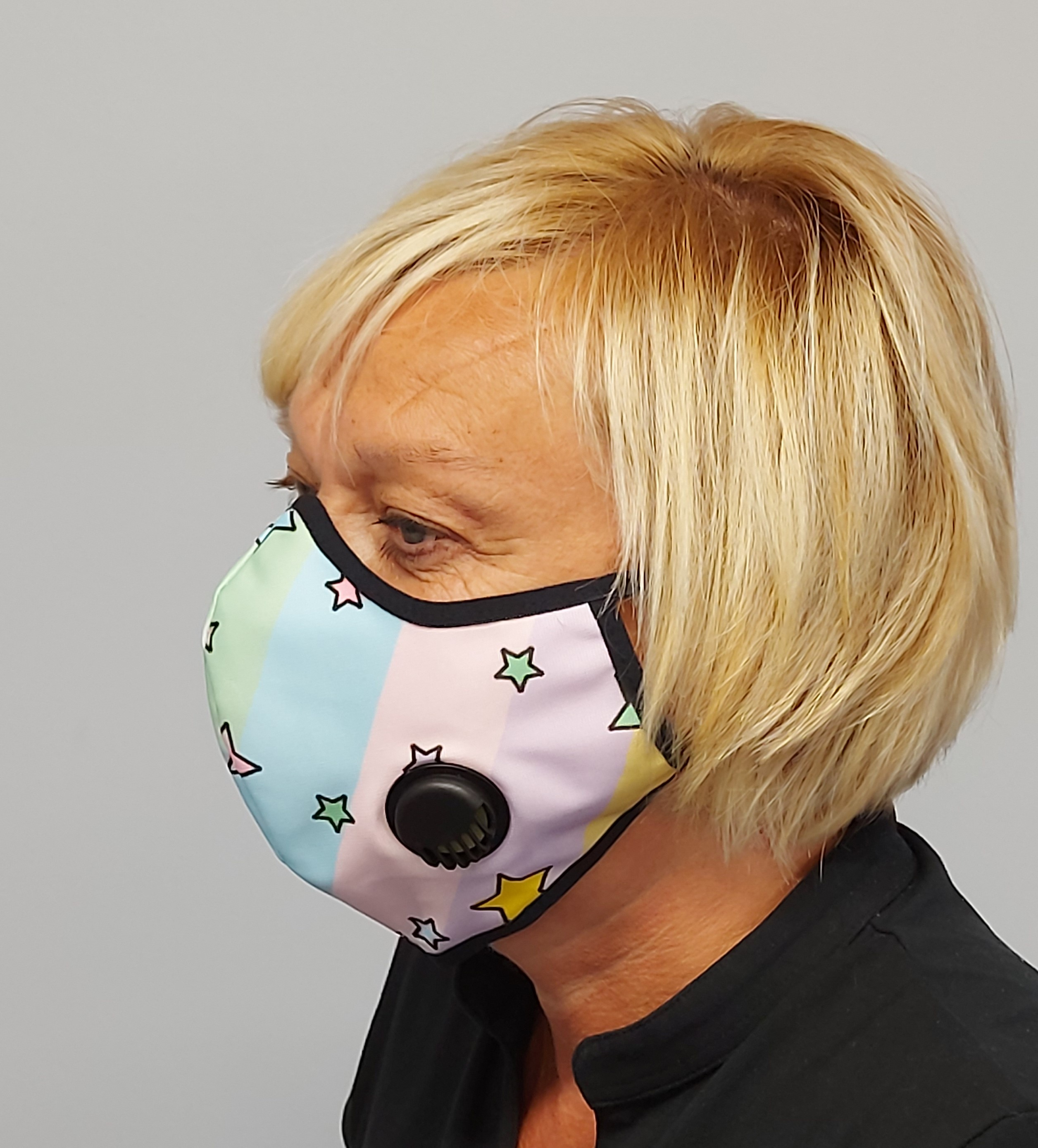 Valved Face Masks